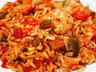 Slow Cooker Creole Jambalaya Recipe
