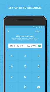 Circle Pay — Send money free- screenshot thumbnail