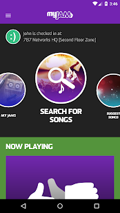 myJAM - Social Music Jukebox- screenshot thumbnail