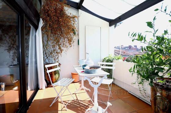 Vente appartement 5 pièces 119,57 m2