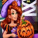 Jessies Halloween Pumpkin Carving