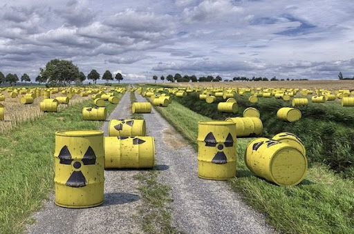 Like radioactive waste, the Coalition's waste dump plan will not die