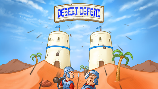 Desert Defend- screenshot thumbnail