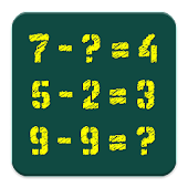 Subtraction Table - Learn Math