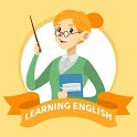 Learn English Podcast - English Speaking Audiobook icon