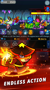 Catch Idle MOD (Unlimited Gold) 1