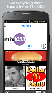 Mix 105.1 Madison- screenshot thumbnail