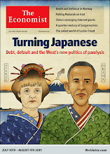 Photo: The Economist cover: July 30th 2011