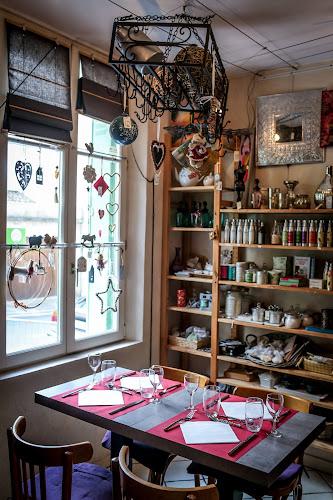 Ambiance du restaurant à Pontoise L'arbre Blanc