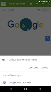 Kiosk Browser Lockdown- screenshot thumbnail