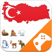 Turkish Game: Word Game, Vocabulary Game