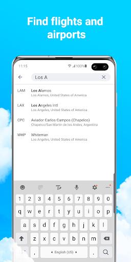 Planes Live - Flight Status Tracker & Radar screenshots 3