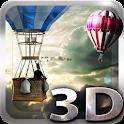 Hot Air Balloon 3d Wallpaper icon