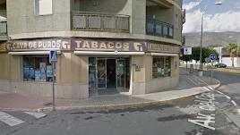 Imagen captura del despacho receptor, en el municipio de El Ejido.
