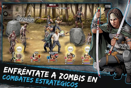 The Walking Dead: Road to Survival 4