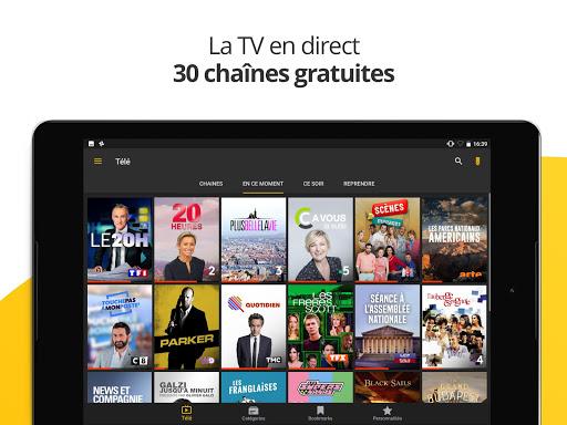 Molotov - TV en direct et en replay 3.2.0 screenshots 7