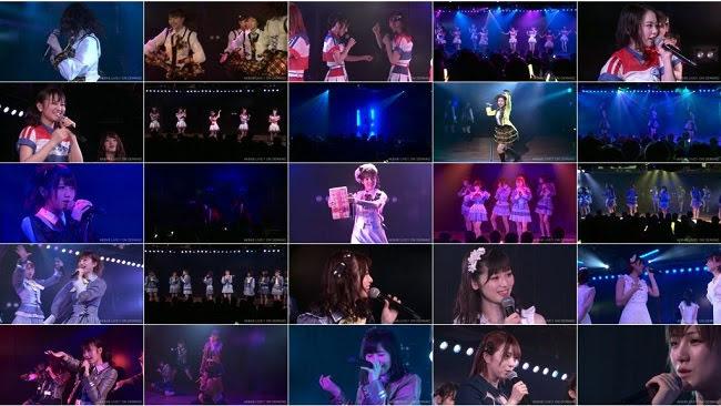190228 (720p) AKB48 村山チーム4 「手をつなぎながら」公演