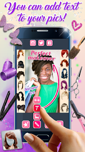 Hairstyle Camera Beauty App Android Apps On Google Play - Hairstyle on you app