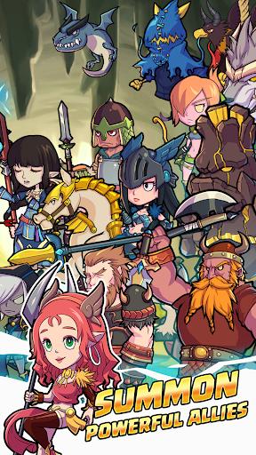 Code Triche Thor : War of Tapnarok APK MOD screenshots 5