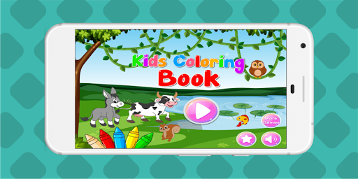 Coloring Books for Kids 2.1 screenshots 1