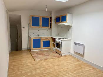 Appartement 3 pièces 40,12 m2