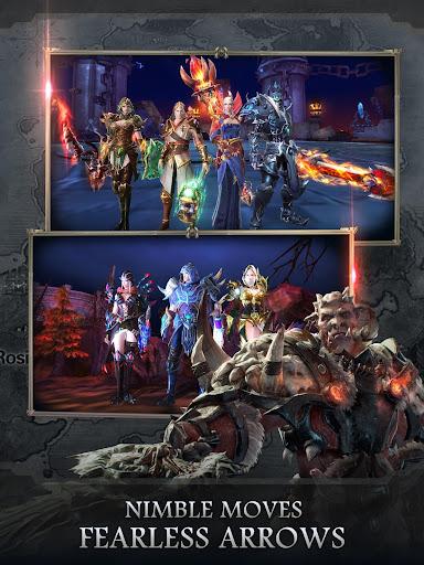 Dragon Revolt - Classic MMORPG 2.7 screenshots 8