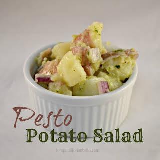 Pesto Potato Salad.