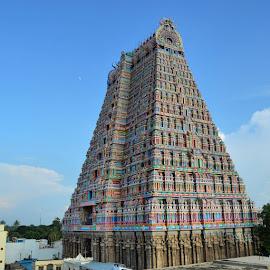by Prakash Babu - Buildings & Architecture Places of Worship