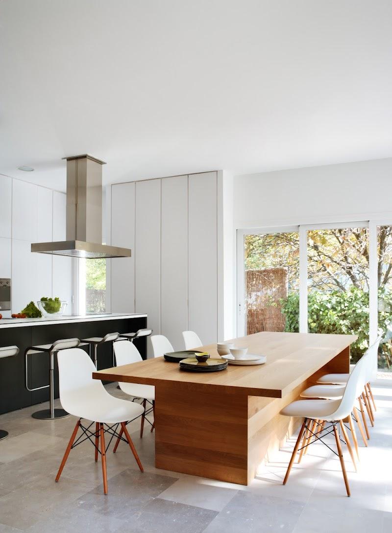 Casa cambrils baton arquitectura tecno haus Arquitectura decoracion de interiores