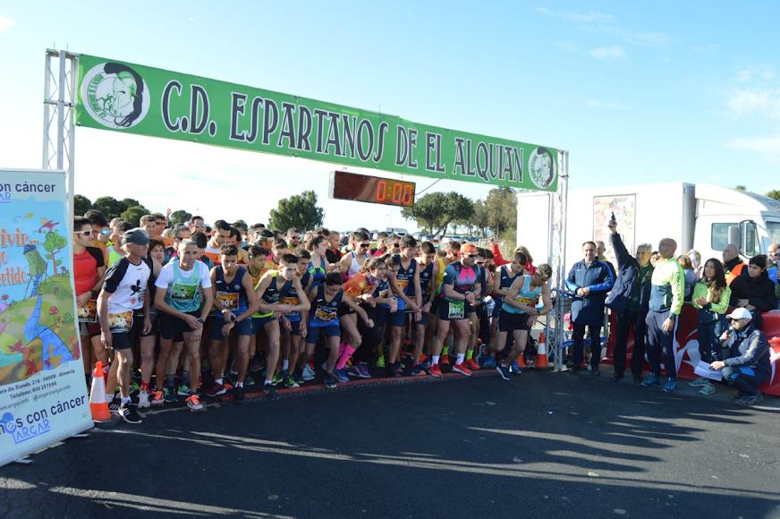 Un año más los mejores de running se dieron cita.