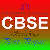 12th cbse Sociology past paper