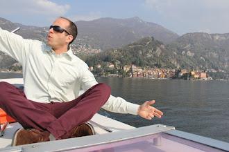Photo: Soliloquy on Lake Como.
