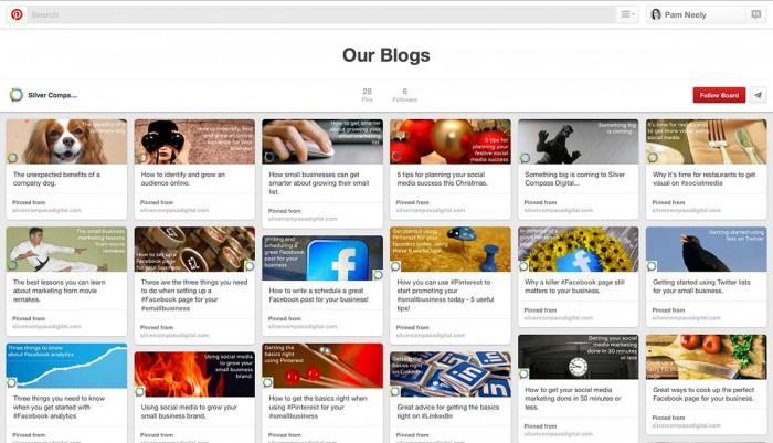 SilverCompassBlogBoards