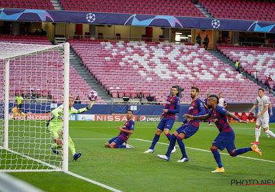Barcelona recupereert belangrijke pion voor El Clasico