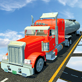Impossible Driving :Oil Tanker Fuel Hill Transport