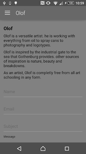 Olof Graphic