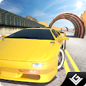 Crazy Car Stunts 3D icon