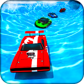 Water Car Slider Simulator