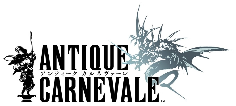 [Antique Carnevale] แบรนด์เกมใหม่จากค่าย Square Enix!