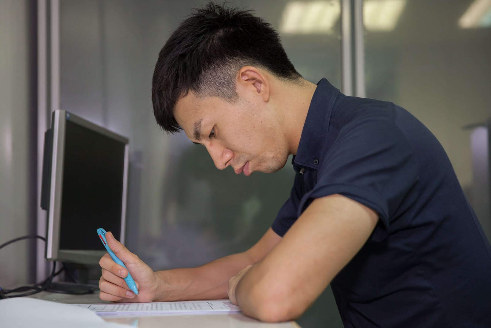 DTK AD sales manager 富田博之 日本語能力試験