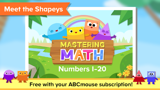 ABCmouse Mastering Math- screenshot thumbnail