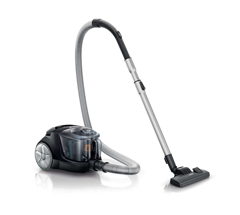 A good HEPA-filtered vacuum cleaners reduces the load of both the mites and their waste which is one of the major causes of allergies Source: Philips.com