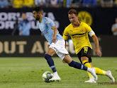 Borussia Dortmund opent International Champions Cup met 0-1 zege tegen Manchester City