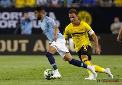 Mario Götze, libéré par le Borussia Dortmund, refuse la MLS