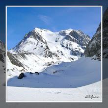 Photo: En raquettes vers le Col de la Vanoise