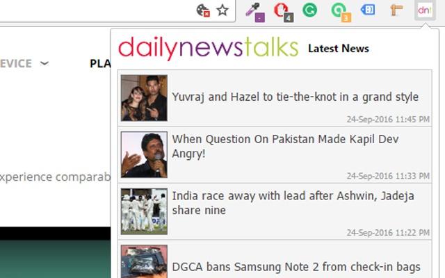DailyNewsTalks