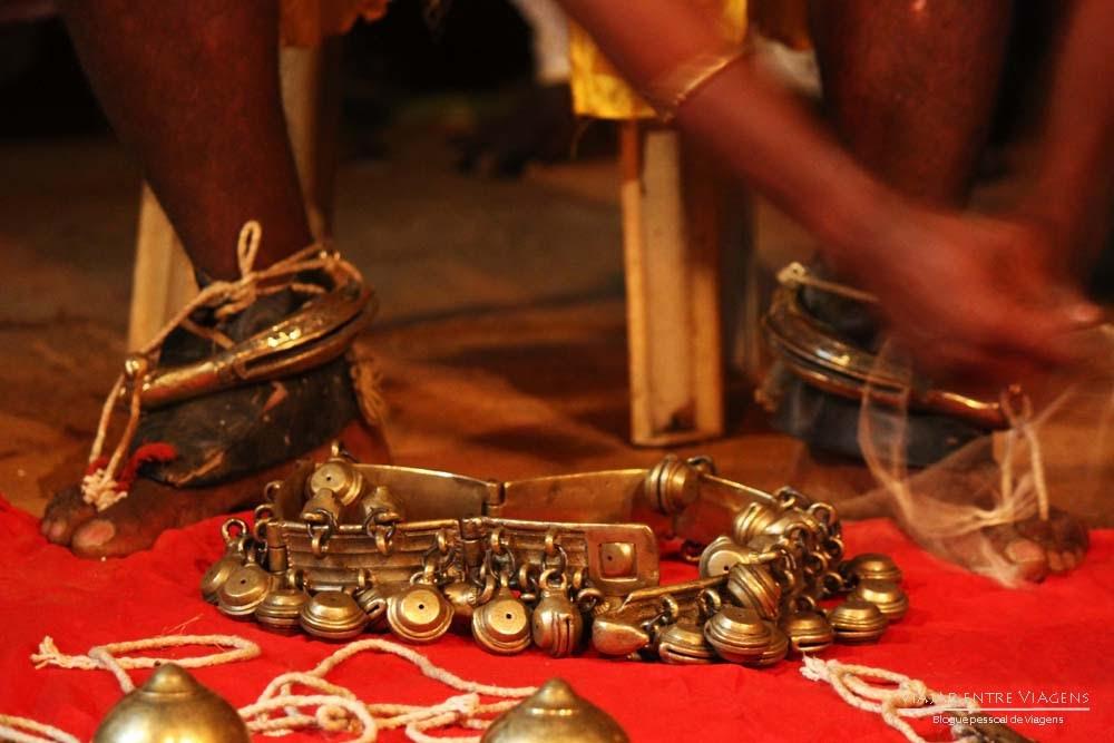 As melhores fotografias das DANÇAS e ARTES TRIBAIS de QUERALA   Índia