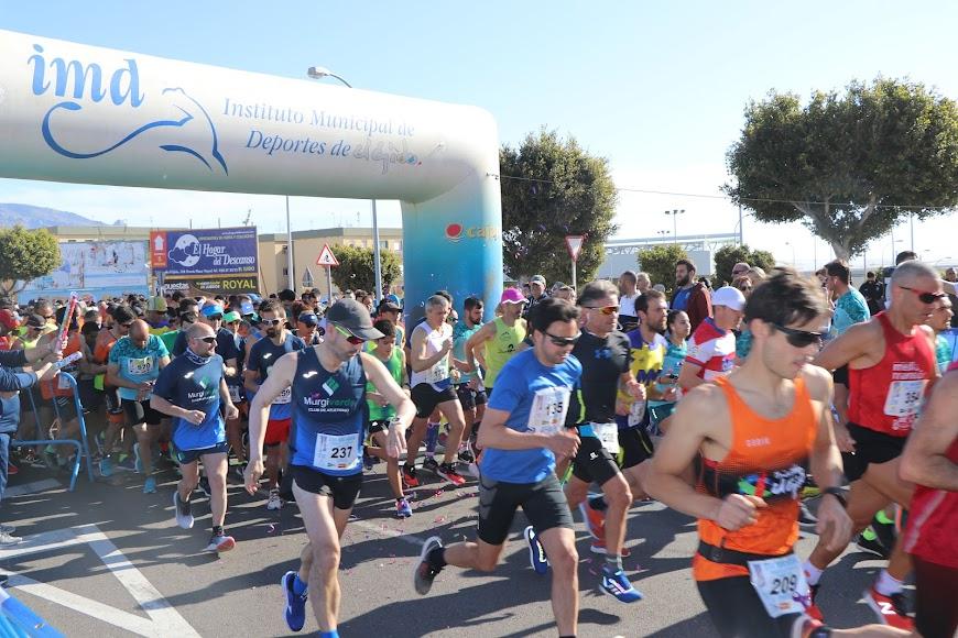 El evento ha registrado una gran cifra de participantes.