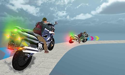 GT Bike Impossible Tracks UK Mega Ramp Stunts - náhled