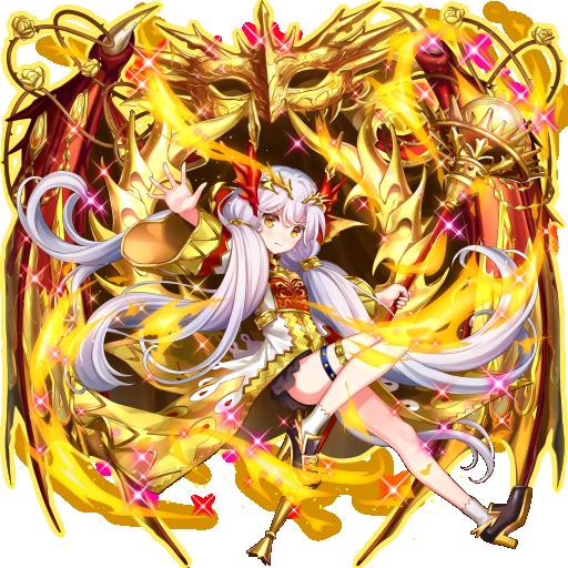 金色・オルロ・ソルシエ(闘化/竜)